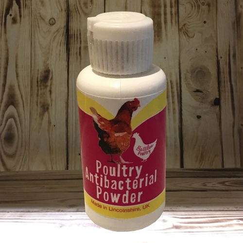 Poultry Antibacterial Powder